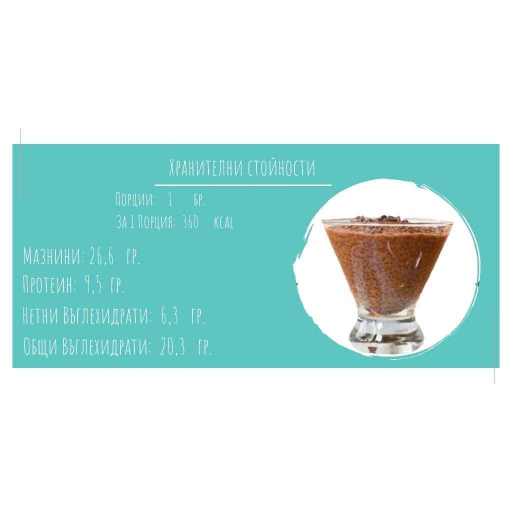 shokoladov puding s chia