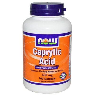 mct oil caprylic acid