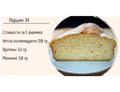 Кето хляб с лупина